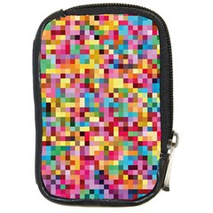 Mosaic Pattern 2 Compact Camera Cases by tarastyle