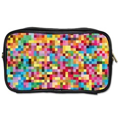 Mosaic Pattern 2 Toiletries Bags 2-side by tarastyle