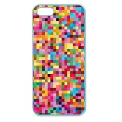 Mosaic Pattern 2 Apple Seamless Iphone 5 Case (color) by tarastyle