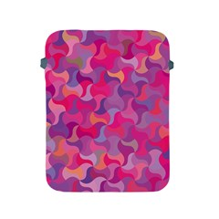 Mosaic Pattern 4 Apple Ipad 2/3/4 Protective Soft Cases by tarastyle