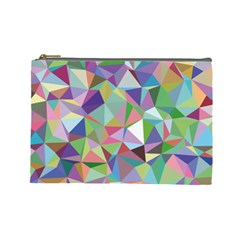 Mosaic Pattern 5 Cosmetic Bag (large)  by tarastyle