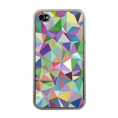 Mosaic Pattern 5 Apple Iphone 4 Case (clear) by tarastyle