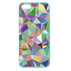 Mosaic Pattern 5 Apple Seamless Iphone 5 Case (color) by tarastyle