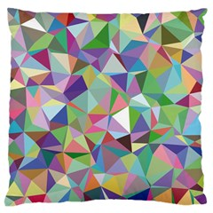 Mosaic Pattern 5 Standard Flano Cushion Case (one Side) by tarastyle