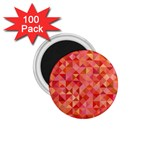 Mosaic Pattern 6 1.75  Magnets (100 pack)  Front