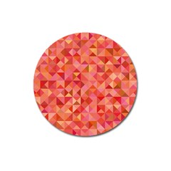 Mosaic Pattern 6 Magnet 3  (round) by tarastyle