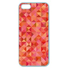 Mosaic Pattern 6 Apple Seamless Iphone 5 Case (color) by tarastyle
