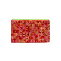 Mosaic Pattern 6 Cosmetic Bag (xs) by tarastyle
