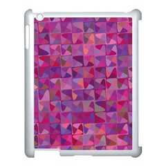 Mosaic Pattern 7 Apple Ipad 3/4 Case (white) by tarastyle