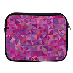 Mosaic Pattern 7 Apple Ipad 2/3/4 Zipper Cases by tarastyle