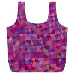 Mosaic Pattern 7 Full Print Recycle Bags (l)  by tarastyle