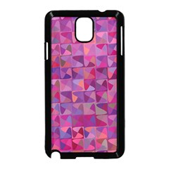 Mosaic Pattern 7 Samsung Galaxy Note 3 Neo Hardshell Case (black) by tarastyle