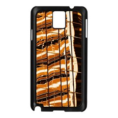 Abstract Architecture Background Samsung Galaxy Note 3 N9005 Case (black)