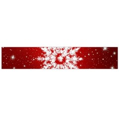Background Christmas Star Flano Scarf (large) by Nexatart