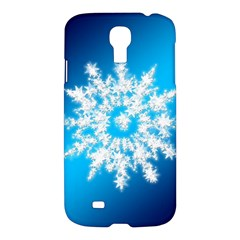 Background Christmas Star Samsung Galaxy S4 I9500/i9505 Hardshell Case by Nexatart
