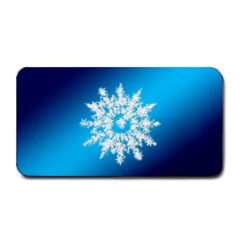 Background Christmas Star Medium Bar Mats by Nexatart