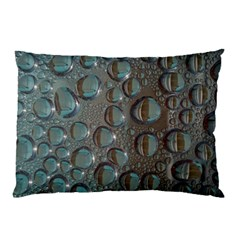 Drop Of Water Condensation Fractal Pillow Case