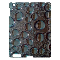 Drop Of Water Condensation Fractal Apple Ipad 3/4 Hardshell Case