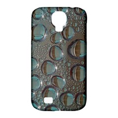 Drop Of Water Condensation Fractal Samsung Galaxy S4 Classic Hardshell Case (pc+silicone) by Nexatart