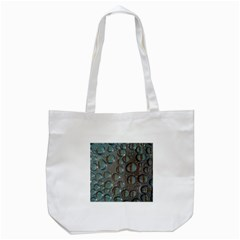 Drop Of Water Condensation Fractal Tote Bag (white) by Nexatart