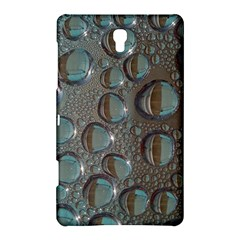 Drop Of Water Condensation Fractal Samsung Galaxy Tab S (8 4 ) Hardshell Case