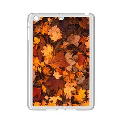 Fall Foliage Autumn Leaves October Ipad Mini 2 Enamel Coated Cases by Nexatart