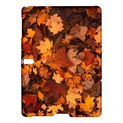 Fall Foliage Autumn Leaves October Samsung Galaxy Tab S (10 5 ) Hardshell Case  by Nexatart