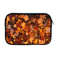 Fall Foliage Autumn Leaves October Apple Macbook Pro 17  Zipper Case by Nexatart