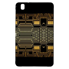 Board Digitization Circuits Samsung Galaxy Tab Pro 8 4 Hardshell Case by Nexatart