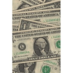 Dollar Currency Money Us Dollar 5 5  X 8 5  Notebooks by Nexatart