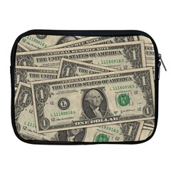Dollar Currency Money Us Dollar Apple Ipad 2/3/4 Zipper Cases