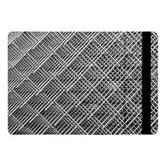 Grid Wire Mesh Stainless Rods Apple Ipad Pro 10 5   Flip Case by Nexatart