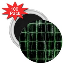 Matrix Earth Global International 2 25  Magnets (100 Pack)