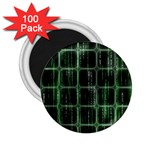 Matrix Earth Global International 2.25  Magnets (100 pack)  Front