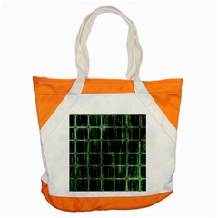 Matrix Earth Global International Accent Tote Bag by Nexatart