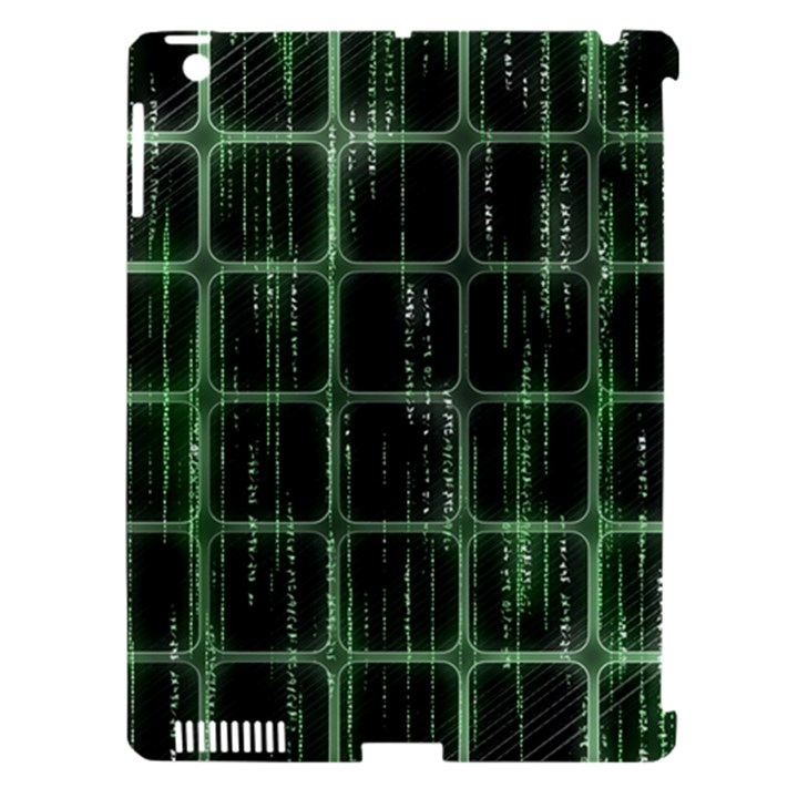 Matrix Earth Global International Apple iPad 3/4 Hardshell Case (Compatible with Smart Cover)