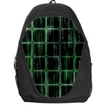 Matrix Earth Global International Backpack Bag Front