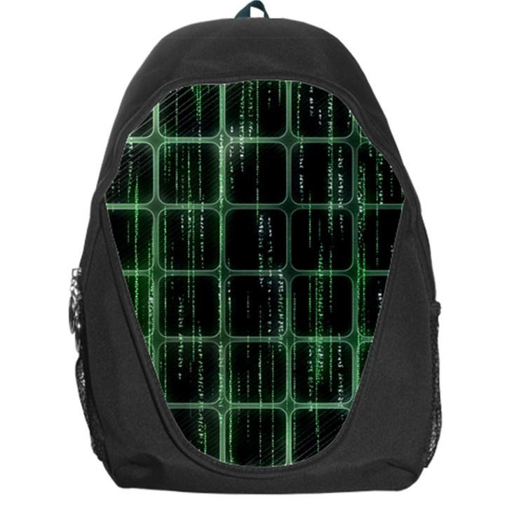 Matrix Earth Global International Backpack Bag
