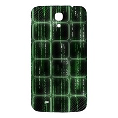Matrix Earth Global International Samsung Galaxy Mega I9200 Hardshell Back Case by Nexatart