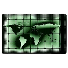 Matrix Earth Global International Apple Ipad 3/4 Flip Case by Nexatart