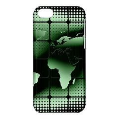 Matrix Earth Global International Apple Iphone 5c Hardshell Case