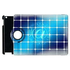 Tile Square Mail Email E Mail At Apple Ipad 2 Flip 360 Case by Nexatart