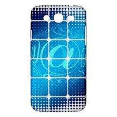 Tile Square Mail Email E Mail At Samsung Galaxy Mega 5 8 I9152 Hardshell Case  by Nexatart