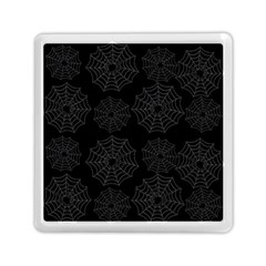 Spider Web Memory Card Reader (square)  by Valentinaart