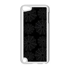 Spider Web Apple Ipod Touch 5 Case (white) by Valentinaart