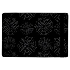 Spider Web Ipad Air 2 Flip by Valentinaart