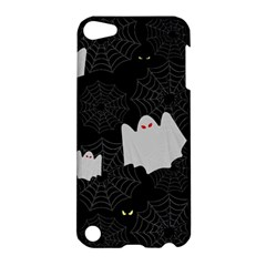 Spider Web And Ghosts Pattern Apple Ipod Touch 5 Hardshell Case