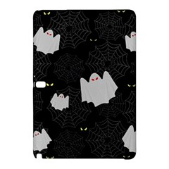 Spider Web And Ghosts Pattern Samsung Galaxy Tab Pro 10 1 Hardshell Case