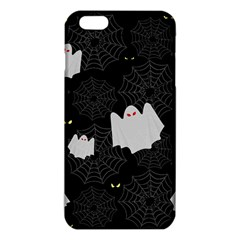 Spider Web And Ghosts Pattern Iphone 6 Plus/6s Plus Tpu Case
