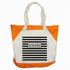 Prison  Accent Tote Bag by Valentinaart